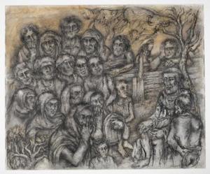 Bondo, la collettiva nella Chiesa di San Barnaba