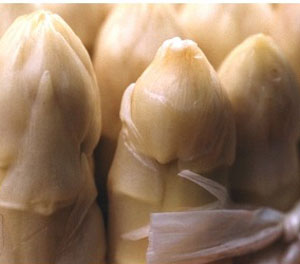 Asparago, uno dei cibi preferiti di Afrodite