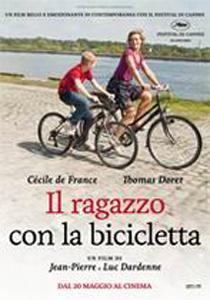 Cinema in cortile di Palazzo Thun: Il ragazzo con la bicicletta