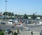 Al via la nuova viabilità dell'aeroporto Giovan Battista Pastine di Roma Ciampino