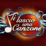 Antonella Clerici dall'auditorium del Foro Italico di Roma conduce Ti lascio una canzone