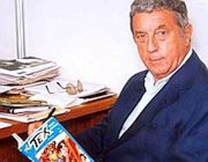 L'edizione 2011 di Romics dedicata a Sergio Bonelli