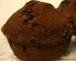 Muffins al cioccolato con nocciole