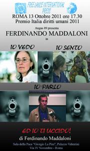 Premio Italia, Diritti Umani