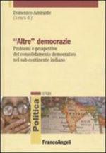 Altre Democrazie, il libro di Domenico Amirante
