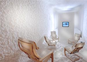 La Grotta del Sale per rilassarsi anche in autunno ed in inverno