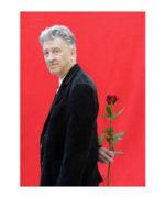 Fabio Lovino presenta la sua mostra intitolata Una festa mobile, ritratti di cinema, attori, amici