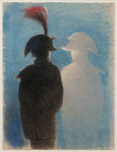 Napoleone entra a New York. Chaim Koppelman e l'Imperatore. Opere 1957, 2007 al Museo Napoleonico di Roma
