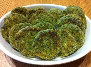 Polpettine di orzo perlato e spinaci