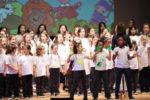 I piccoli cantori di Milano cantano Gaber al Piccolo Teatro Studio Expo