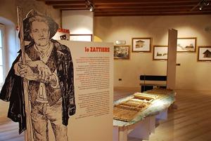 Il calendario 2012 del Museo degli usi e costumi e il Cialender Nones