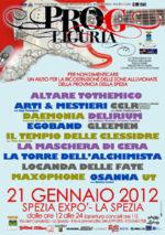 Il Rock progressivo italiano in concerto a La Spezia