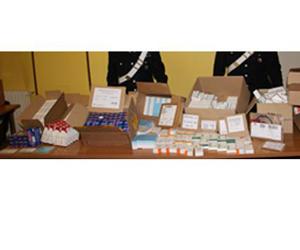 Scoperto traffico di medicinali illeciti