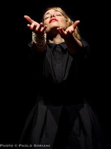 Pilar torna a Roma con il concerto Sartoria Italiana Tour a Palazzo santa Chiara
