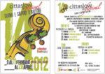 Cittaslow in festival