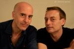 Massimo Cotto e Mauro Ermanno Giovanardi protagonisti con lo spettacolo teatrale Chelsea Hotel