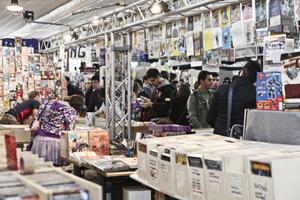 Napoli Comicon 2012 al via dal 28 aprile al 1 maggio