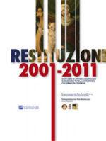 Restituzioni 2001 – 2011, la mostra in calendario a Cosenza, Palazzo Arnone