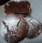 Dolcetti cocco e cioccolato con un pizzico di sapore al pistacchio
