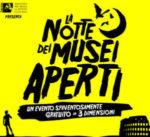 Annullati gli appuntamenti di la Notte dei Musei per lutto nazionale