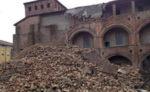 Terremoto Emilia Romagna, sabbia liquefatta fuoriesce dal terreno