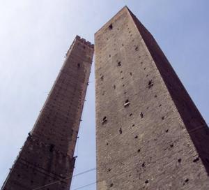 La torre degli asinelli e il Diavolo