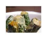 Zucchine ripiene con filetto di pesce spada