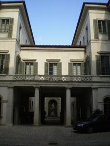 Cinema in cortile, tornano i film sotto le stelle nel cortile interno di Palazzo Thun a Trento