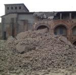 Terremoto, Protezione Civile al lavoro a San Felice sul Panaro