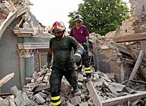 Terremoto Emilia Romagna, nuove scosse con epicentro a Mirandola. La terra ha tremato anche in Umbria
