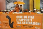Trento si tinge di arancione