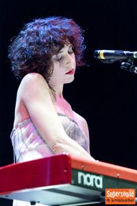 Debora Petrina sbarca sul palco del BOtanique di Bologna