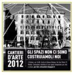 Nero, cantieri dell' Arte, al via la VII edizione