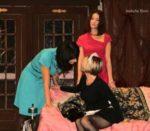 Otto donne per un mistero, la commedia in due atti in scena al Teatro Cassia di Roma