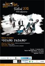 Guano Padano in concerto al Teatro Paone di Formia per il Jazzflirt Festival