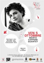 Il Sogno Raccontato, una raccolta di brani di vita di Marta Capponi Quartet