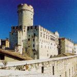 Il Castello del Buonconsiglio raccontato in un totem