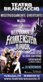 Frankenstein Junior, mostruosamente divertente. Debutto Nazionale al Teatro Brancaccio di Roma