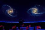 Minaccia aliena sotto le stelle del Planetario di Roma