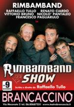 Rimbanband show al Teatro Brancaccino di Roma