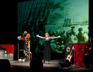 Elena, Nannarella'; Gabriella. Roma celebra Napoli uno spettacolo dedicato a Gabriella Ferri ed Anna Magnani