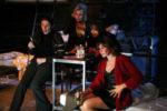 Giorni Scontati lo spettacolo di Antonella Fattori e Daniela Scarlatti in scena al Carcere Maschile di Rebibbia