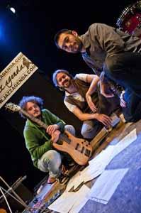 Spazio Jazz appuntamento al Muzak con il trio Procopio/de Seta/Matcovich
