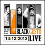 Black Gusto Live presenta Sam Paglia Trio