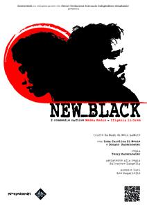 Appuntamento con New Black e con il Collettivo InternoEnki al Teatro Due Roma