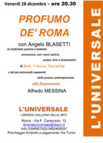 Profumo de Roma con A. Blasetti e A. Messina