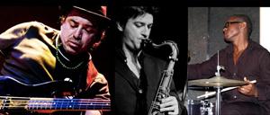 Pippo Matino Bassmat Trio con il Special Guests Daniele Scannapieco