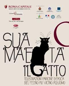 Sua maestà il gatto al Museo di Zoologia di Roma