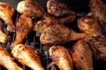 Cosce di pollo aromatizzati al forno