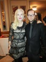Alessandro Messina tra gli ospiti dell'inaugurazione della nuova stagione de Il Salone Margherita di Roma